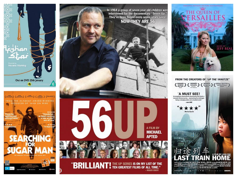 Best 5 Documentaries
